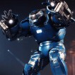 Iron Man Mark 38 Action Figure - 1/6 Scale Movie Masterpiece