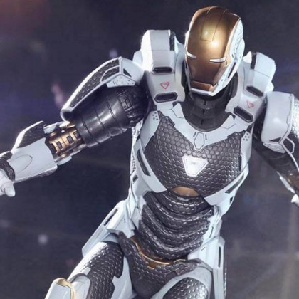 Iron Man Mark 39 Figure - Starboost 1/6 Scale Movie Masterpiece Collectible