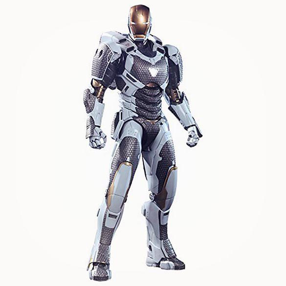 Iron Man Mark 39 Figure (Starboost) - 1/6 Scale Movie Masterpiece Collectible