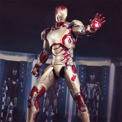 Iron Man Mark 42 Figure Collectible