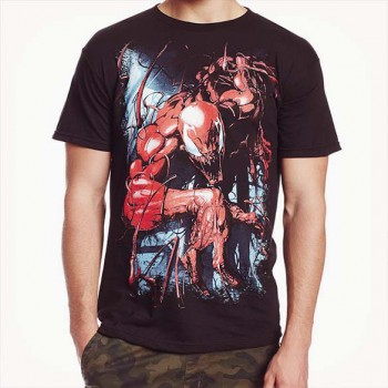 Carnage T-Shirt - Spiderman - Mayhem and Murder