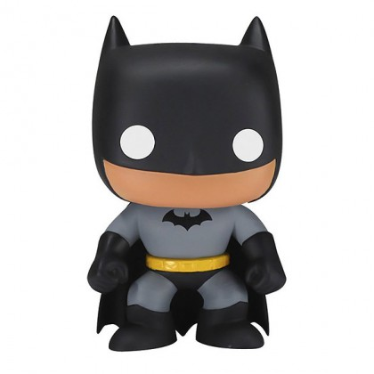 Batman Pop! Figure - Collectible DC Comics Batman Pop! Bobblehead Figure