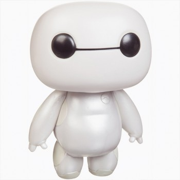 Baymax Pop! Big Hero 6 Baymax Bobblehead