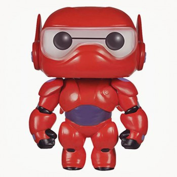 Baymax Pop! Big Hero 6 Armored Baymax Bobblehead