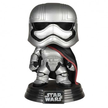 Captain Phasma Pop! - Star Wars Captain Phasma Figure