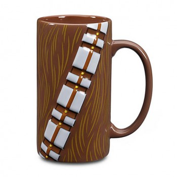 Chewbacca Mug - Star Wars Wookie Fur Chewbacca Mug