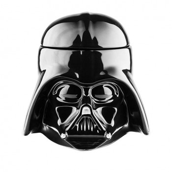 Darth Vader Coffee Mug - 3D Sculpted Star Wars Mug