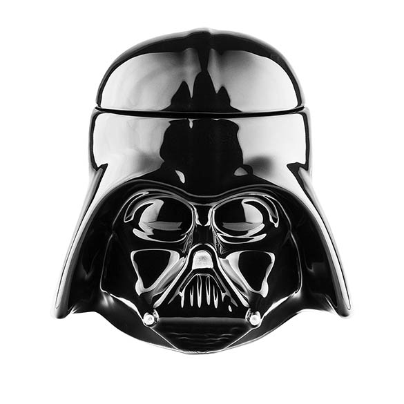 Darth Vader Coffee Mug - Helmet Shaped Star Wars Darth vader Coffee Mug