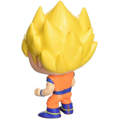 DBZ Goku Pop! - Dragon Ball Z Figure - Collectible Goku Bobblehead Figure