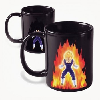 Powerup! Heat Changing Vegeta Coffee Mug