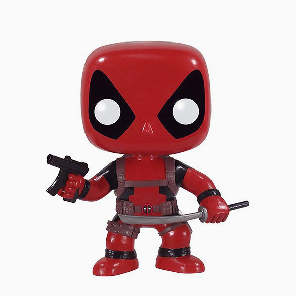 Deadpool Pop! - Marvel Deadpool Bobblehead Figure