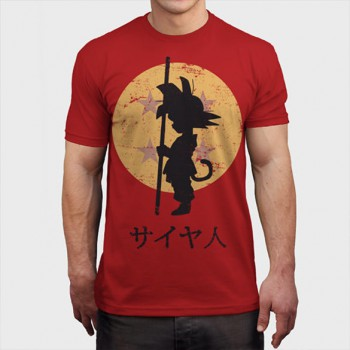 Dragon Ball Z Shirt - Looking For The Dragon Balls
