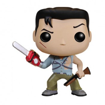 Evil Dead Ash Pop! Collectible Evil Dead Ash Figure