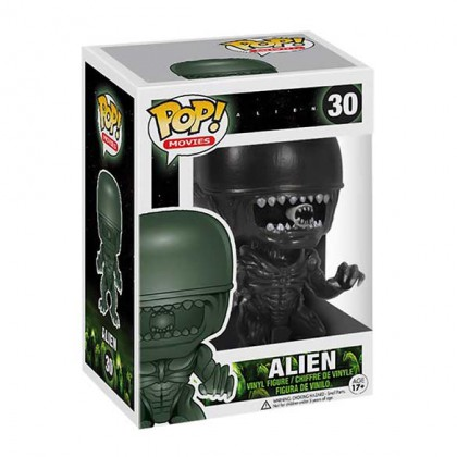 Alien Pop! Figure - Collectible Alien movie xenomorph figure