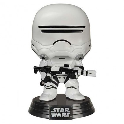 Flametrooper Pop! - Star Wars The Force Awakens Collectible - Flametrooper Pop Bobblehead Figure