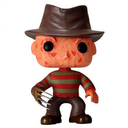 Freddy Krueger Pop! Figure - Collectible Nightmare On Elm Street Bobblehead Figure
