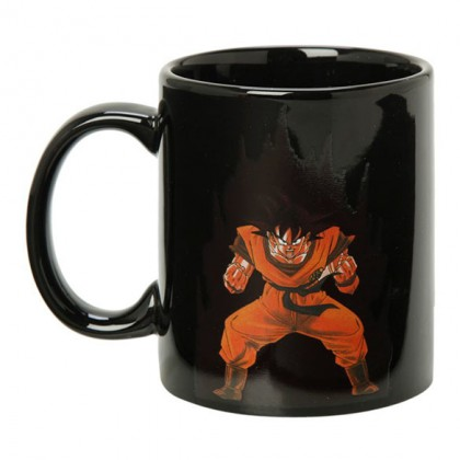 DBZ Goku Coffee Mug - Dragon Ball Z Heat Changing Coffee Mug