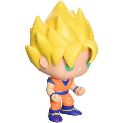 Goku Pop! - Dragon Ball Z Figure - Collectible Goku Bobblehead Figure