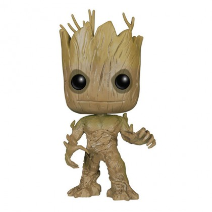 Groot Pop! - Guardians of the Galaxy Collectible Groot Bobblehead Figure