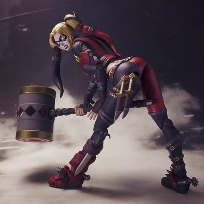Harley Quinn Figure - Injustice Harley Quinn Collectible Action Figure