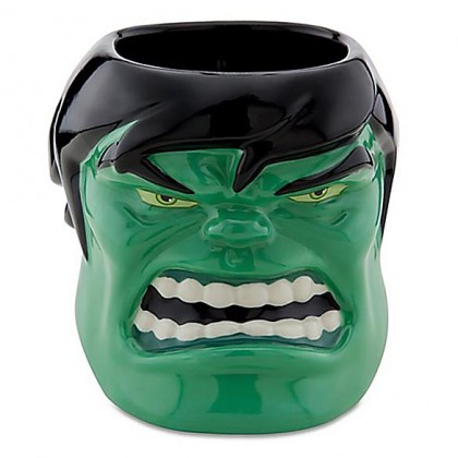 Hulk Coffee Mug - Incredible Hulk Shaped Hulk Mug