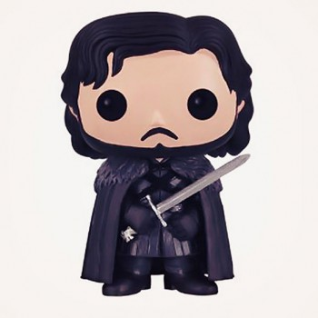 Jon Snow Pop! - Game of Thrones Collectible