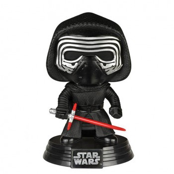 Kylo Ren Pop! - Star Wars Kylo Ren Figure