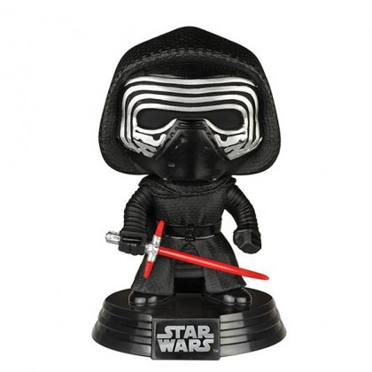 Kylo Ren Pop! Figure - Star Wars: The Force Awakens Collectible Bobblehead Figure
