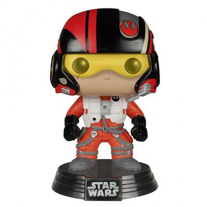 Poe Dameron Pop! Figure - Star Wars The Force Awakens - Poe Dameron Collectible Pop Figure