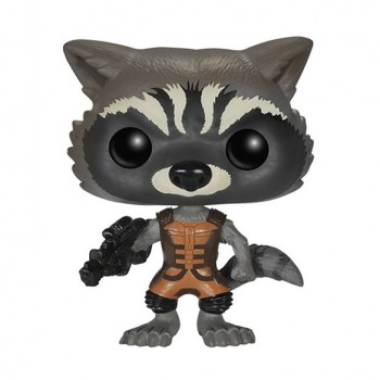 Rocket Raccoon Pop! Marvel Rocket Bobblehead