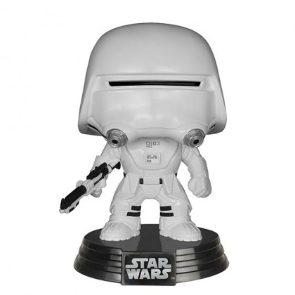 Snowtrooper Pop! - Star Wars The Force Awakens Collectible - Snowtrooper Pop Bobblehead Figure