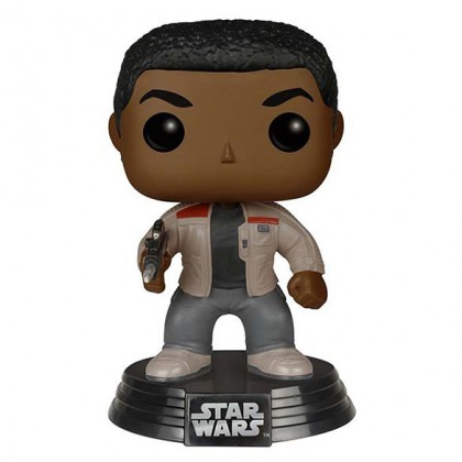 Star Wars Finn Pop! - The Force Awakens - Star Wars Finn Pop Collectible Bobblehead Figure
