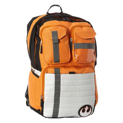 Star Wars Rucksack - Orange Star Wars Rebel Alliance Backpack
