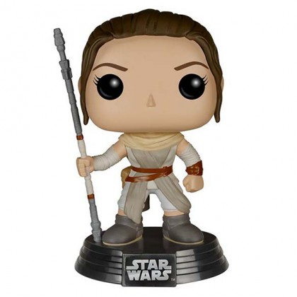 Star Wars Rey Pop! - The Force Awakens Collectible - Star Wars Rey Pop! Bobblehead Figure