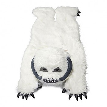 Star Wars Wampa Throw Rug