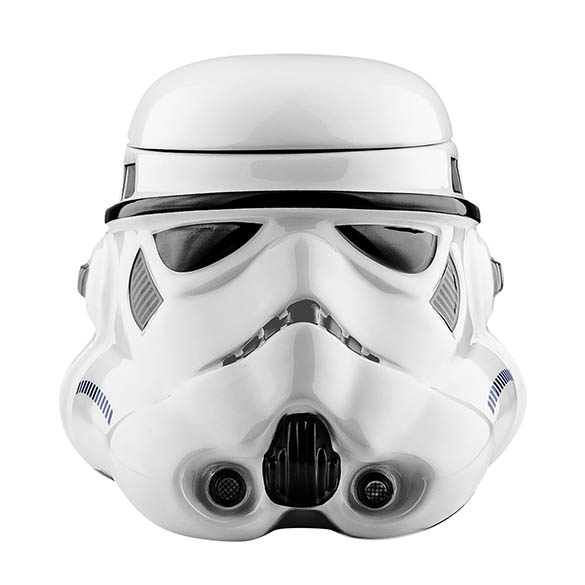Stormtrooper Mug - Helmet Shaped Star Wars Stormtrooper Coffee Mug
