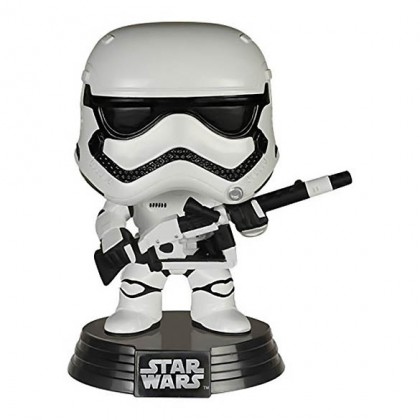 Stormtrooper Pop! Figure - Collectible Star Wars Stormtrooper Bobblehead Figure