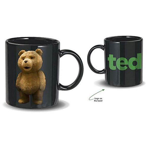 Talking Mug - R-Rated Talking Ted Coffee Mug