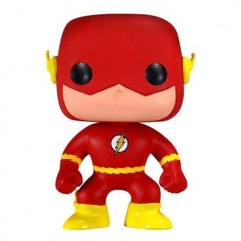 The Flash Pop! - DC The Flash Bobblehead Figure