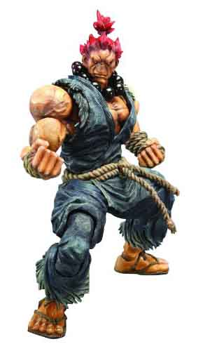 Akuma Action Figure - Top 10 Action Figures