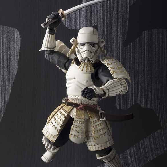 Star Wars Samurai Stormtrooper Figure - Top 10 Action Figures