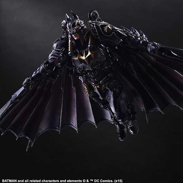 Steampunk Batman Figure - Top 10 Action Figures