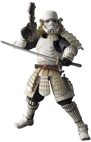 Samurai Stormtrooper Action Figure - Top 10 Action Figures