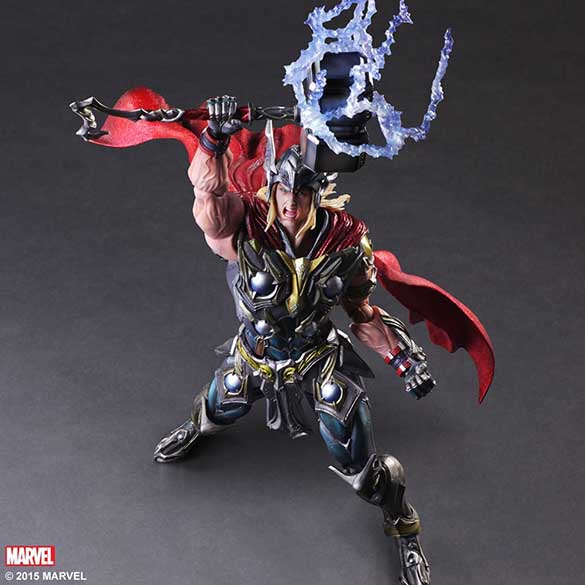 Marvel Variant Thor Figure - Top 10 Action Figures