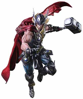 Marvel Universe Variant Thor - Top 10 Action Figures