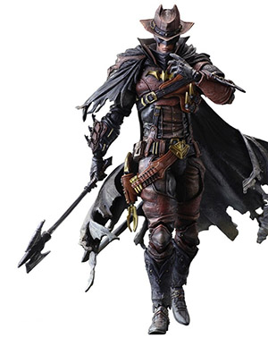 Wild West Batman Action Figure - Top 10 Action Figures