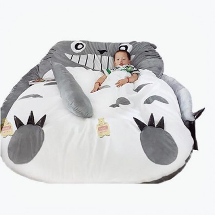 Totoro Plush Bed - My Neighbour Totoro - Big Totoro Plush Bed