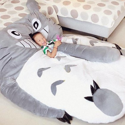 Totoro Plush Bed - My Neighbour Totoro - Huge Totoro Plush Bed