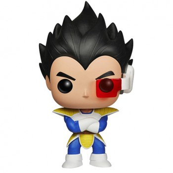 Vegeta Pop! - Dragon Ball Z Vegeta Figure
