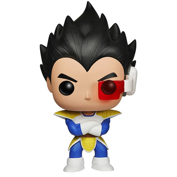 Vegeta Pop! - Dragon Ball Z bobblehead collectible figure